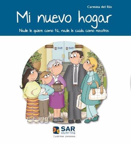 SARquavitae publica un cuento para explicar a los niños cómo es la vida en una residencia para mayores