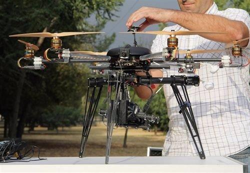 Regulación de Drones para fines comerciales