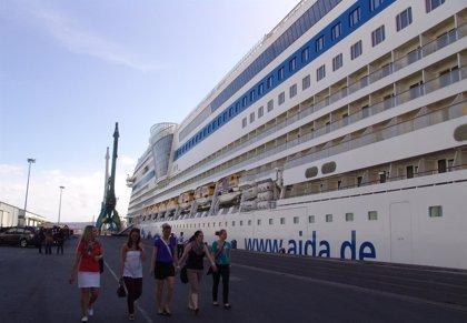 Baleares lidera el incremento de pasajeros de cruceros en el primer trimestre
