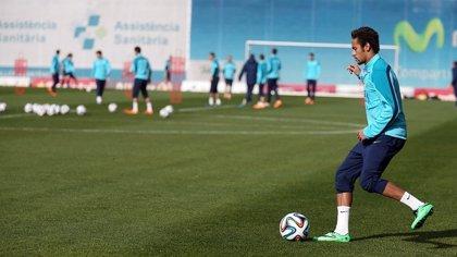 """Neymar asegura que está """"en la recta final"""" de su recuperación"""