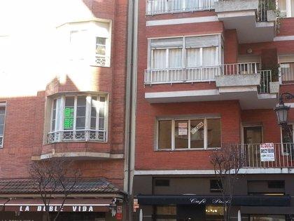 La compraventa de viviendas en Asturias cae un 1,5% en marzo