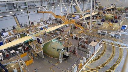 Airbus casi duplica sus ganancias hasta marzo