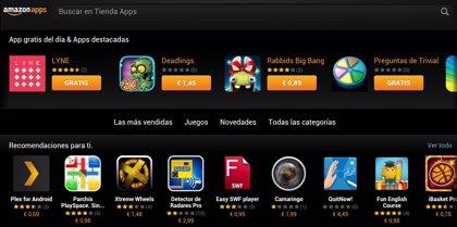 Amazon lanza en España su moneda virtual