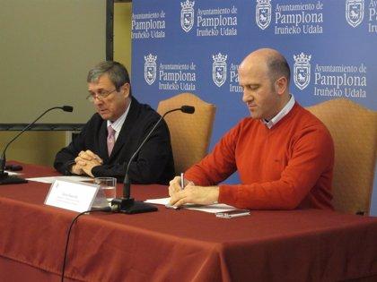 El Ayuntamiento reparará las calzadas de 40 calles de Pamplona