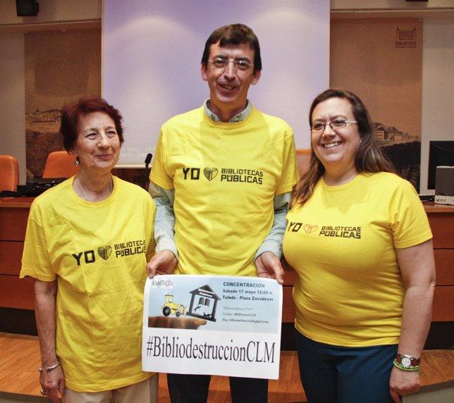 Bibliotecarios Castilla-La Mancha
