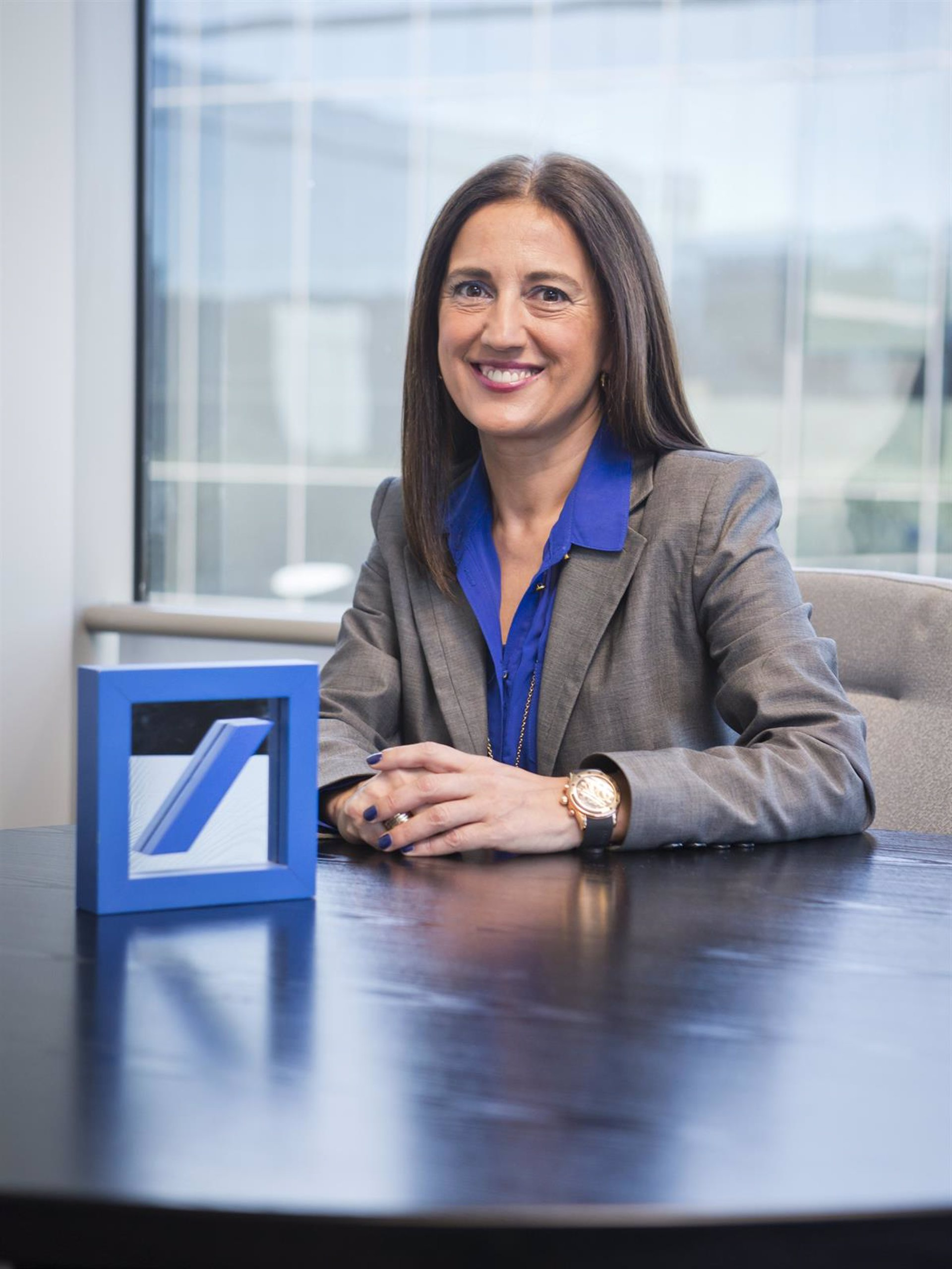 Marisa rodrigo nueva responsable de canales indirectos de for Oficinas de deutsche bank en madrid