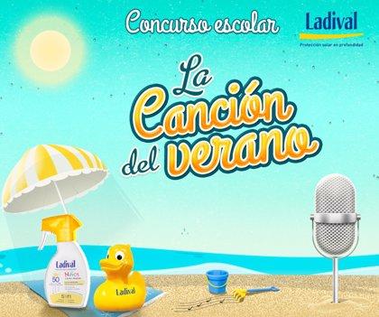 'Ladival' (Stada) crea un concurso escolar para niños de 6 a 12 años para enseñarles a protegerse del sol