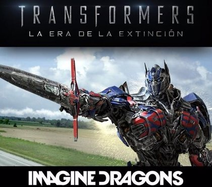 Imagine Dragons participan en la banda sonora de 'Transformers 4'