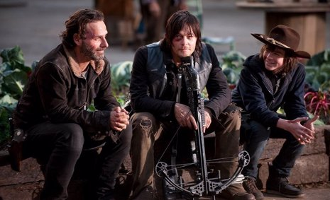 The Walking Dead: primera imagen de la quinta temporada