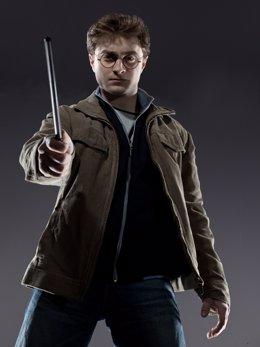 Daniel Radcliffe es Harry Potter