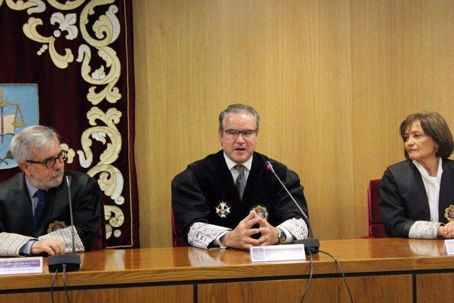 Menéndez Rexach presidente Contencioso Audiencia Nacional
