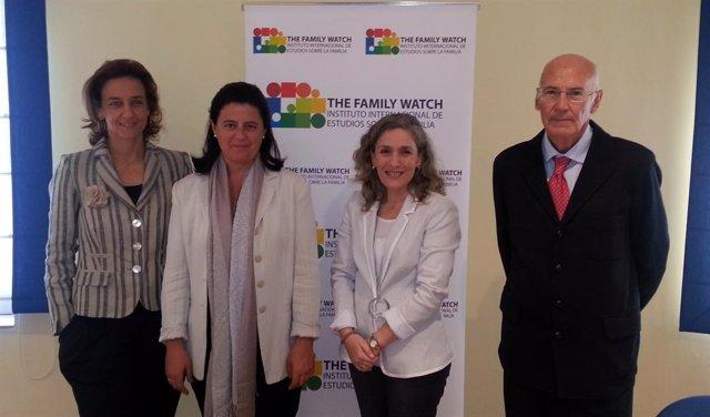 Informe nutrición The Family Watch