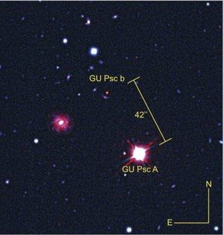 Fotografían directamente por primera vez un planeta extrasolar