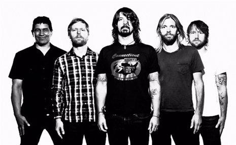 Foo Fighters tendrán su propia serie y anuncian disco