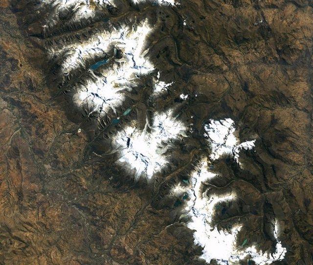 Monte Huascarán