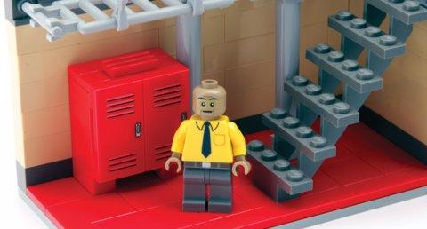 Set de Lego de Breaking Bad