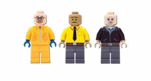 Set de Lego de Breaking Bad
