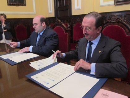 Ayuntamiento de Oviedo desarrollará programas educativos de vida saludable con el apoyo del Colegio de Médicos