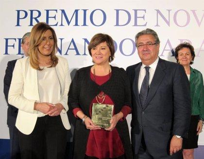 Nativel Preciado gana el XIX Premio Fernando Lara