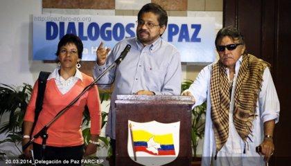 """Las FARC terminan con """"cualquier relación"""" con el narcotráfico"""