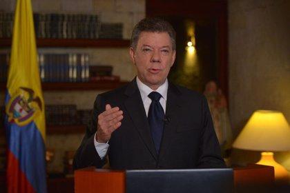 """Santos: """"Esto es lo más lejos que jamás se haya llegado en el camino para terminar nuestra guerra"""""""