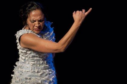 Huelva.- Cultura.- La bailaora Carmen Cortés trae este sábado al Gran Teatro su espectáculo 'Piezas únicas'