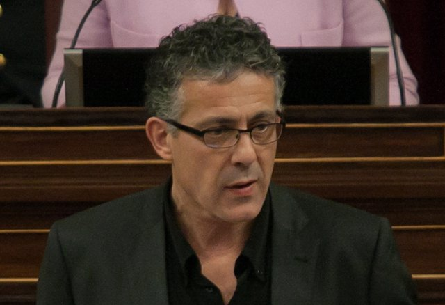 Xabier Mikel Errekondo, portavoz de Amaiur