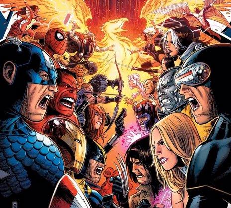 X-Men vs. Vengadores
