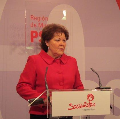 """PSOE critica que el Gobierno regional mantenga en 2014 las """"injustas"""" tasas fiscales impuestas a dependientes"""