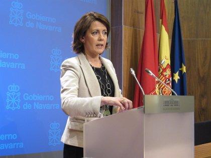 """Barcina dice que el Gobierno toma las decisiones """"con informes jurídicos"""""""