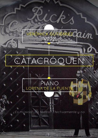 El Huerto acoge el estreno de 'Catacróquen', un espectáculo cómico-músico-teatral que busca las carcajadas del público