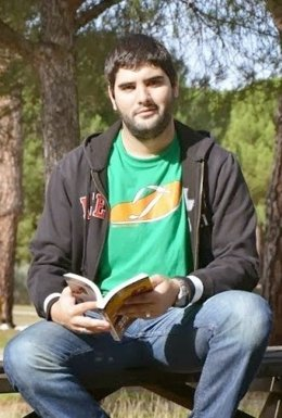 El escritor Juan Martín Salamanca