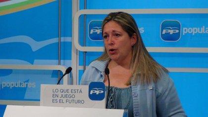 """Esther Herranz asegura que las políticas del PP """"garantizan los servicios básicos del bienestar"""""""