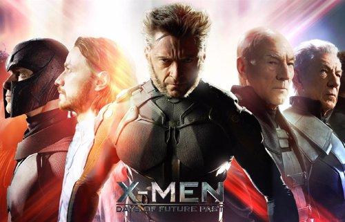 X-Men: Days of Future Past (Días del futuro pasado)