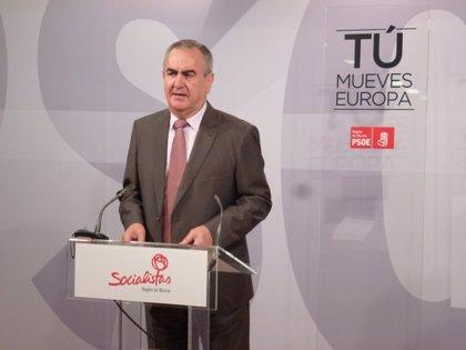"""Tovar afirma que """"no votar el 25 de mayo es dar luz verde a las duras políticas de austeridad de la derecha"""""""
