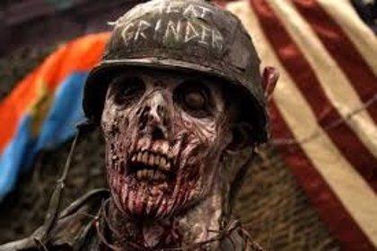 CONOP 8888: El Protocolo del ejercito ante una invasión zombie a lo The Walking Dead