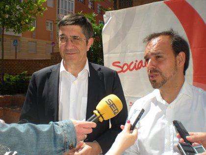 """López pide el voto para """"castigar"""" a quienes """"están arruinando España"""""""