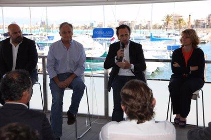 """Bauzá asegura que """"cuando se habla de turismo en España, se habla de Baleares"""""""