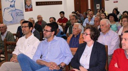 """PSOE pide el voto para ir """"contra de aquellos que insultan"""""""