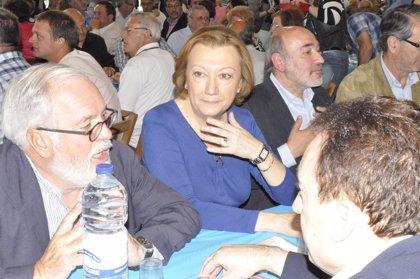 """Cañete dice que los socialistas ponen """"en riesgo"""" el Estado del Bienestar y engañan con """"la política del miedo"""""""