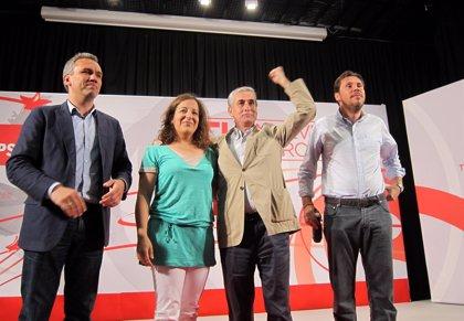 """Jáuregui aboga por una Europa """"fuerte"""" que """"pese en el mundo"""", capaz de establecer un debate sobre la desigualdad"""