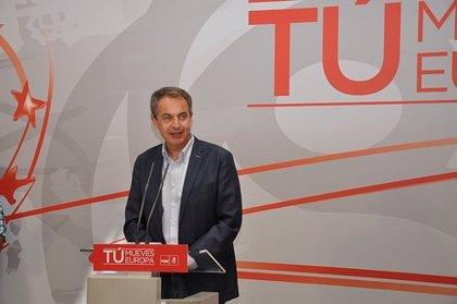 """Zapatero, sobre las declaraciones de Cañete: """"Quien se cree superior es que no lo es"""""""