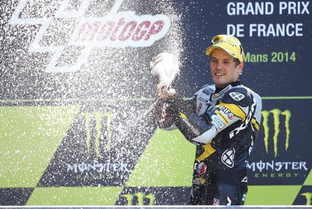 Mika Kallio Moto2 GP Francia 2014