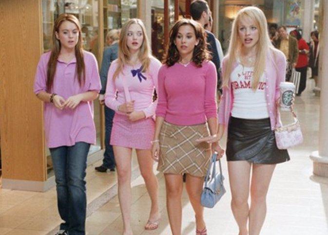 Lindsay Lohan Amanda Seyfriend Rachel McAdams Lace Chabert