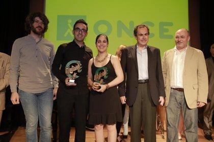 Un dúo malagueño gana el concurso de música de la ONCE Andalucía