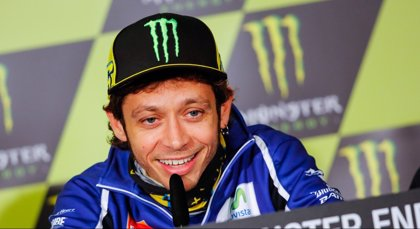 """Rossi: """"Estoy feliz con el resultado de la carrera"""""""