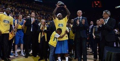 Tyrese Rice, elegido 'MVP' de la final