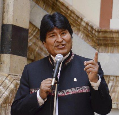 Morales recalca que mantendrá sus reclamaciones territoriales ante Chile