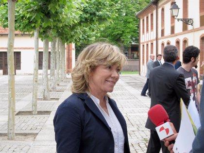 """Del Castillo acusa al PSOE de crear un """"debate artificioso"""" sobre Cañete aunque tal vez no estuvo """"muy acertado"""""""