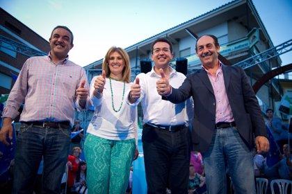 """El PP resalta que el 25 de mayo """"todos los extremeños"""" tendrán la oportunidad de votar la moción de censura"""